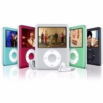 Mp4 Mp3 Expandible 64gb Musica Video Juegos Ipod 4 Generacio