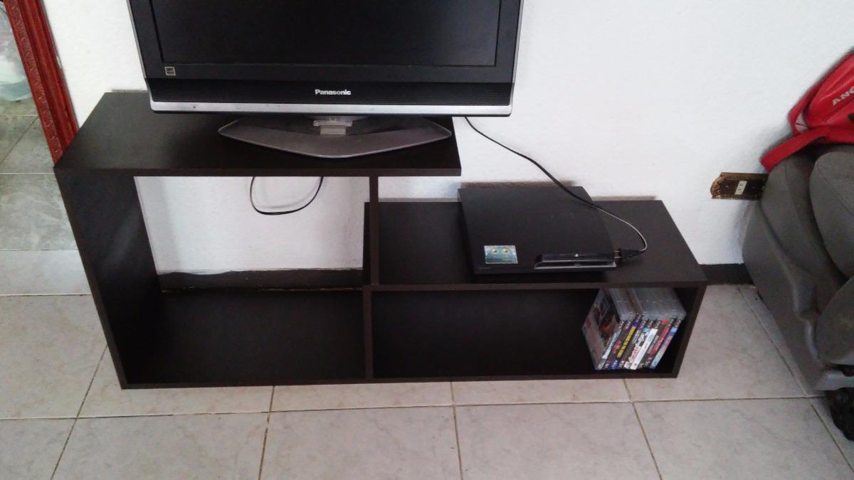 Mueble de tv minimalista en mercadolibre for Mueble tv minimalista