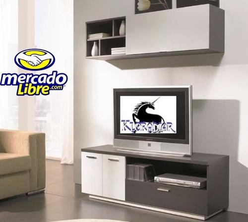 Muebles entretenimiento saga 20170805231500 for Centro mueble