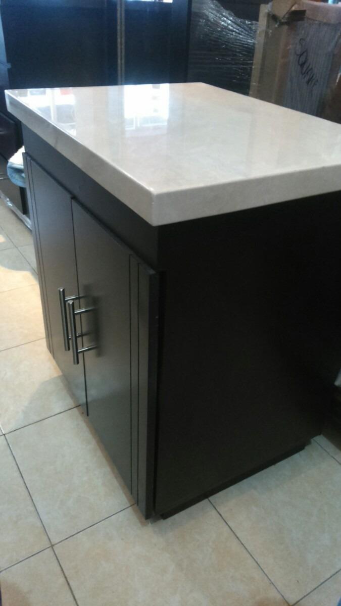 Mueble para ba o con cubierta de marmol 2 en for Marmol para banos precios
