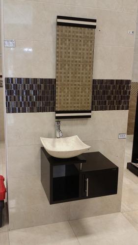 Muebles para lavabos con pedestal beautiful mais informao for Mueble lavabo pedestal ikea