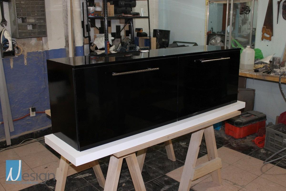 Mueble para tv modelo 1 de dise o nesign 2 en for Modelos de muebles para televisor