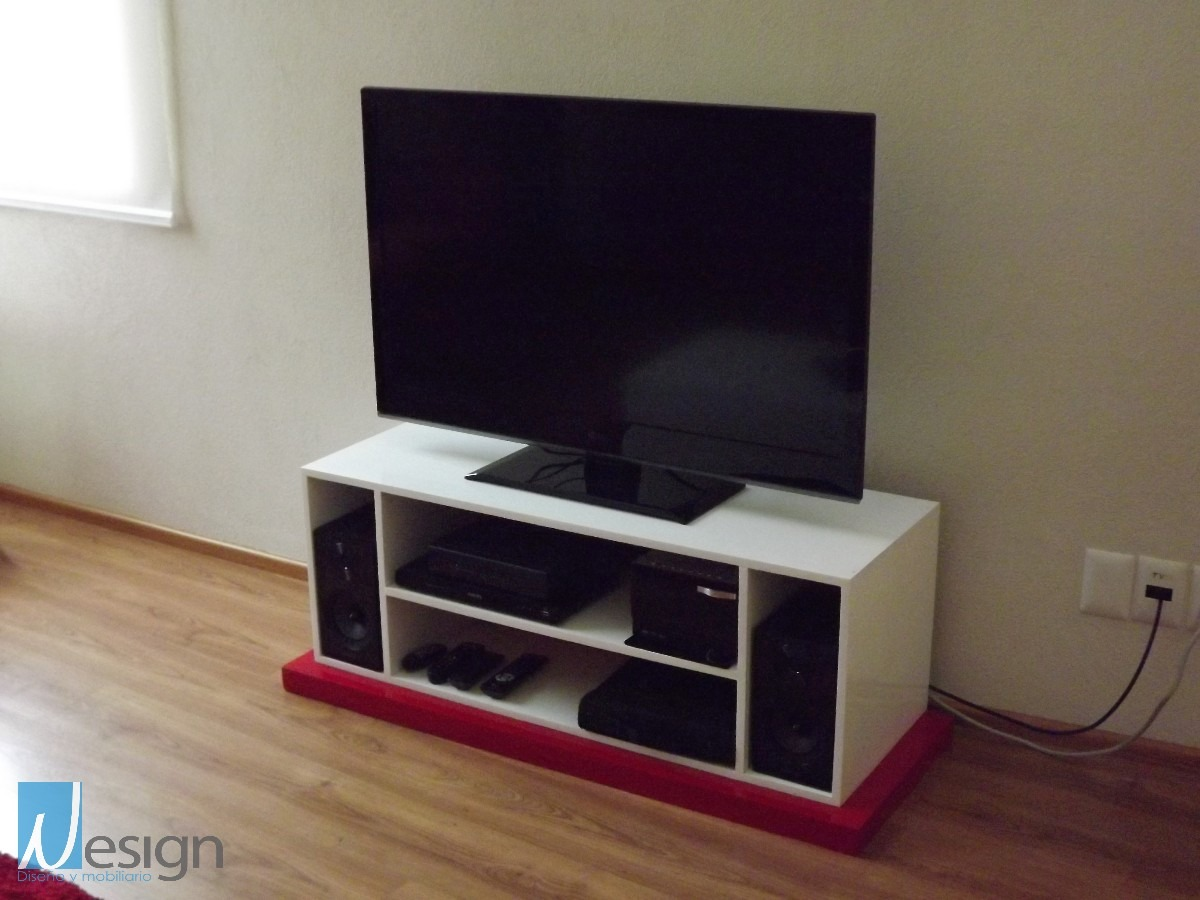 Disenos de muebles para tv de tablaroca for Muebles de diseno moderno para tv