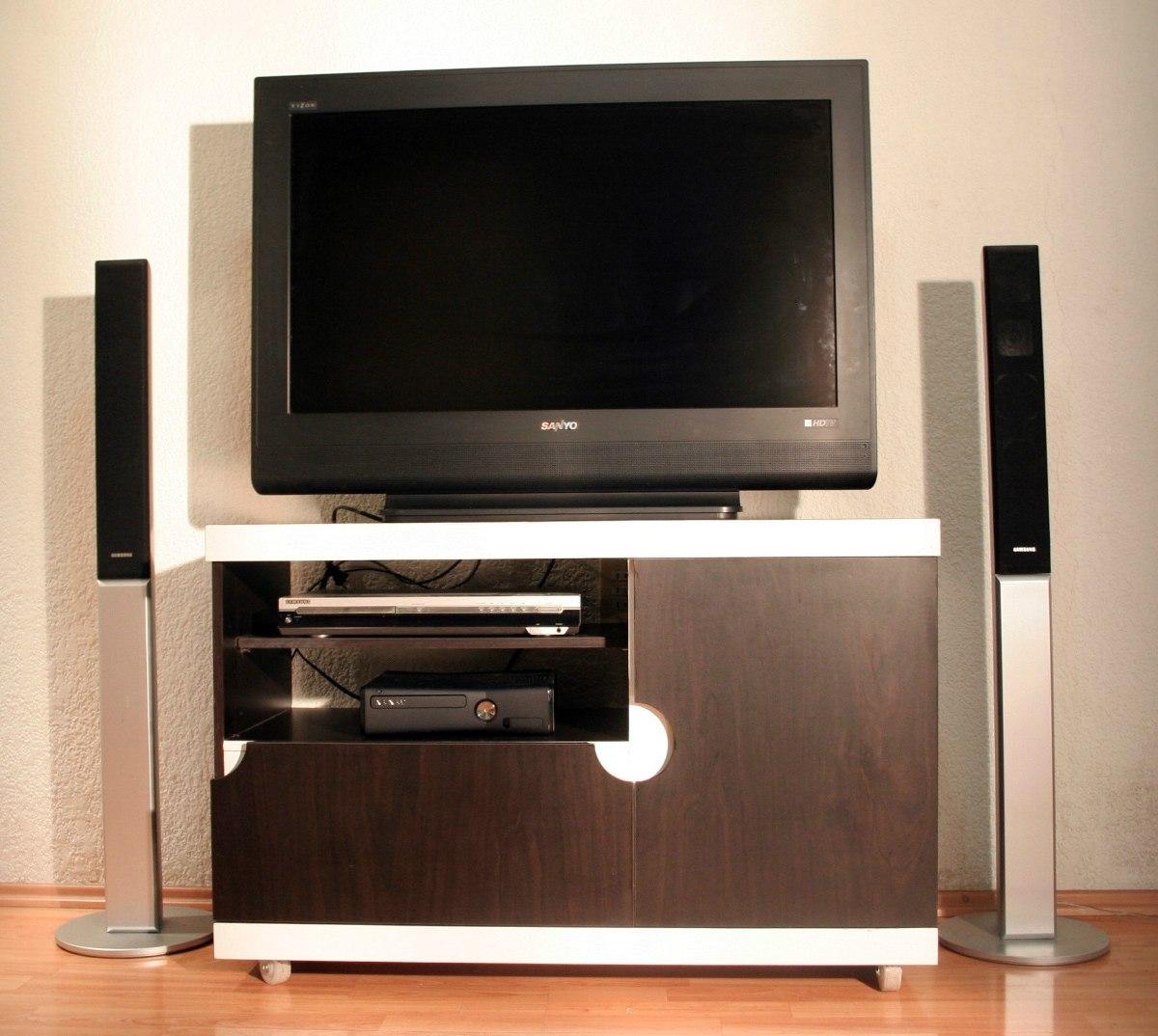 Mueble para tv pantalla saturno 1 en mercadolibre - Muebles tu mueble ...