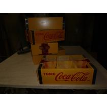 Cajas Retro De Coca-cola