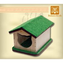 Casa Para Gato (madera)