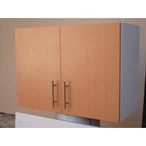 Alacena De 80l X 60h X 30f (2 Puertas Abatibles)