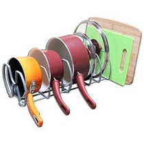 Decobros Gabinete De Cocina Y Despensa Organizador Rack 6 Co