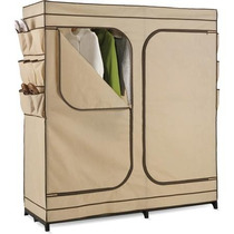 Closet Doble Puerta Con Organizador De Zapatos Honey Can Do