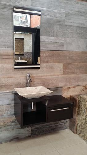 Muebles de ba o economicos lavabo de marmol moderno for Muebles de lavabo baratos