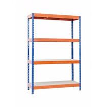 Anaquel Tipo Rack, Anaquel Metalico. Muebles De Oficina