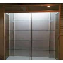 Vitrinas, Exhibidoras, Mostradores, Promoción De Cristal