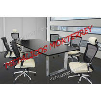 Moderna Mesa De Juntas Oficina Capacitacion Vbf