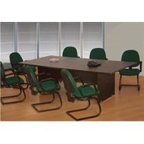 Mesa De Juntas Reuniones Sala De Oficina Capacitacion
