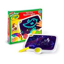Mi Primer Crayola Mess Gratuito Touch Lites Actividad Pad