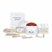 Tm Cera Salon Spa Gigi Mini Pro Wax Waxing Kit Gg-0140