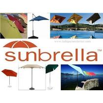 Sombrillas Y Bases Tela Sunbrella Somos Fabricantes