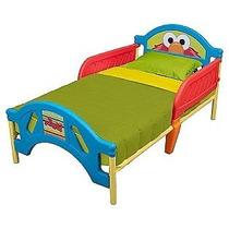 Cama Camita Infantil Elmo *super Oferta* Niños