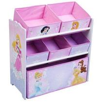 Juguetero Organizador Disney Princess Princesas Niña