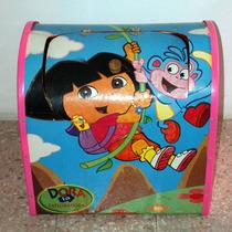 Baul Para Juguetes De Dora La Exploradora