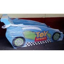 Cama Carro Toy Story Individual Lagunilla