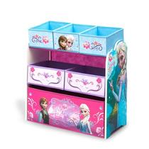 Organizador De Juguetes Juguetero Disney Frozen Elsa Ana