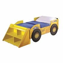 Camita Infantil Tonka Truck Con Almacenamiento.envio Gratis.