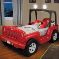Base De Cama Jeep Little Tikes