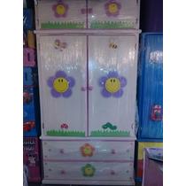 Ropero Kitty Princesas Flores Toy Story Lagunilla Bbf