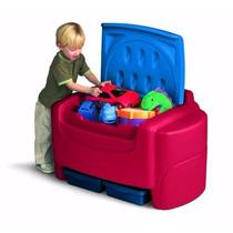 Organizador De Juguetes Para Niños Baul Little Tikes