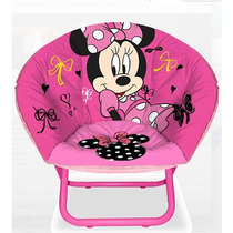 Silla Mini Platillo Disney Minnie Mouse 23 Pulgadas