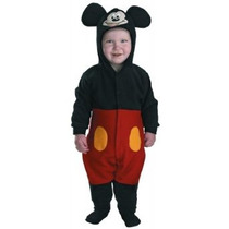 Infantil Mickey Mouse Del Traje