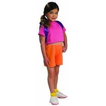 Nick Jr. Dora Vestuario Dora La Exploradora Niño Con Mochila