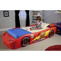 Cama Infantil Disney Cars Rayo Mcqueen