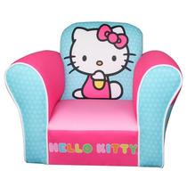 Sillón Infantil Hello Kitty O Dora Hasta 50 Libras Nuevos!