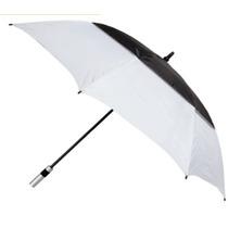 Paraguas Sombrilla Bicolor 1.27m Diametro Con Funda.grande