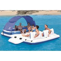 Remate Sala Patio Toldo Lounge Camastro Inflable 3.89mt E4f