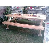 Mesas Para Jardin O Garage
