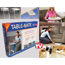 Tablemate Mesa Plegable 2 Original Como Lo Vio En Tv Nueva