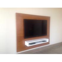 Centro Entretenimiento 1.80m,mueble Tv 65 Envio Gratis!!