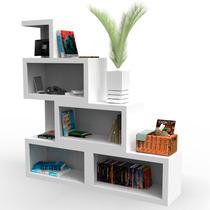 Muebles Repisas Minimalista Librero Salas Mobydec Tocador