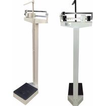 Bascula De Pedestal Con Estadimetro Bame