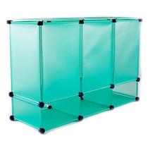 Organizador Cubos Aqua