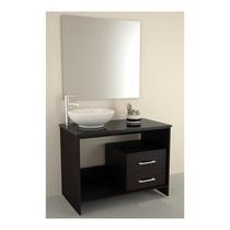Gabinete Baño Lavabo Minimalista Espejo Gb 2073 26 Gravita