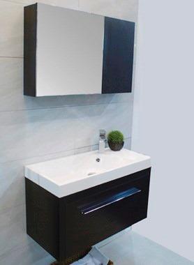 Muebles Para Baño Espejo Lavabo Teruel 80 Castel - $ 7,145 ...