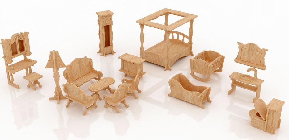 Muebles para casas de mu ecas imagui - Muebles casas munecas ...