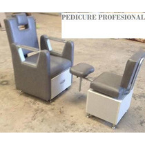 Sillas de pedicure seminuevas modelo petra 900 for Sillas para pedicure