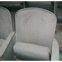 Butacas Sillas Cine Teatro Auditorio Etc. Usadas, Desde $99*