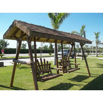 Palapas,columpios,sillas Etc..para Ranchos,casas