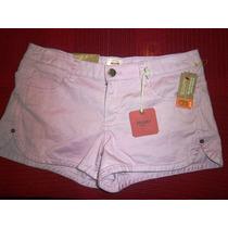 Lindo Shorts Rosa Dama Mossimo Talla 11